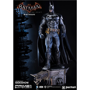Batman Arkham Night Polystone Statue