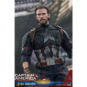 Hottoys Captain America infinity war