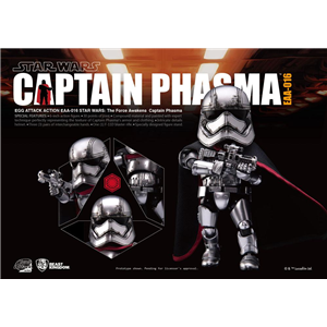 Star Wars Episode VII Egg Attack Action #016 Captain Phasma