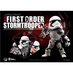 Star Wars Episode VII Egg Attack Action #015 First Order Stormtrooper