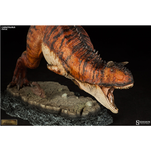 Carnotaurus Statue by Sideshow Collectibles