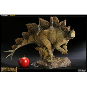 Stegosaurus Maquette by Sideshow Collectibles