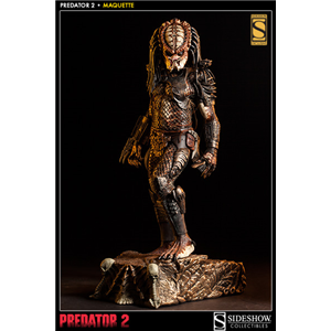 Predator 2 Maquette Exclusive by sideshow collectible