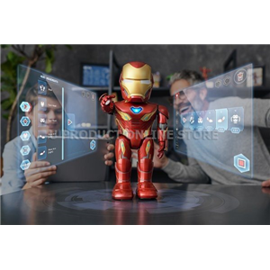 IRON MAN MARK50 ROBOT BY UBTECH