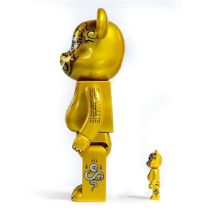 Pomme Chan THailand Exclusive Be@rbrick 400%&100%
