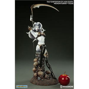 The Temptation of Lady Death STATUE BY SIDESHOW