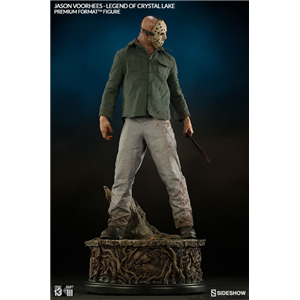 Friday the 13th Jason Voorhees statue